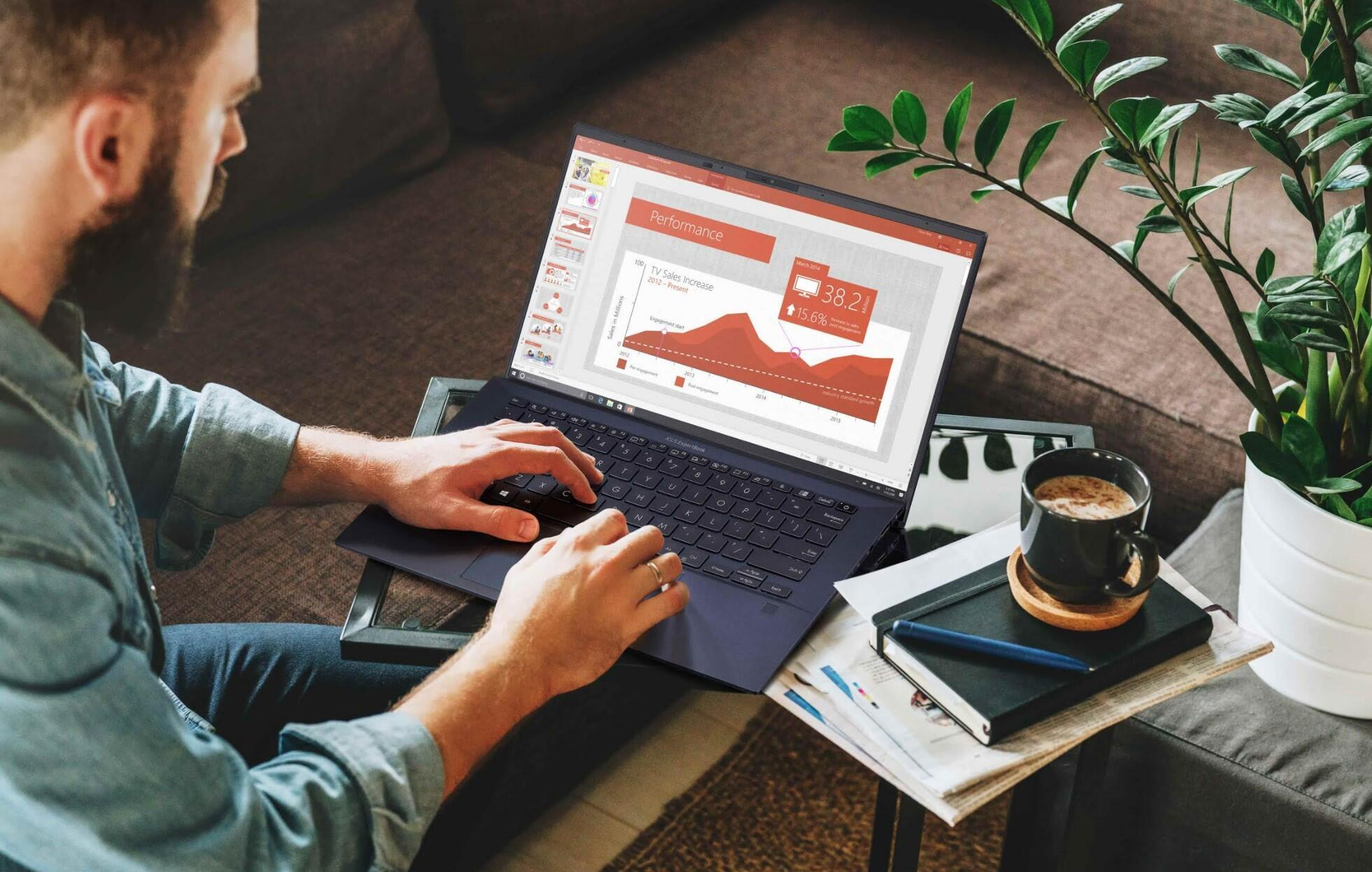 Asus'tan dünyanın en hafif iş bilgisayarı