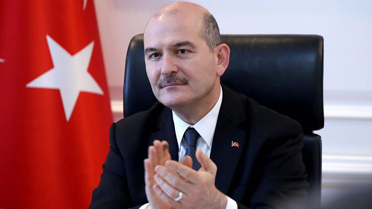 Bakan Soylu, Türkiye-Kongo Karma Ekonomik Komisyonu Toplantısı'nda konuştu