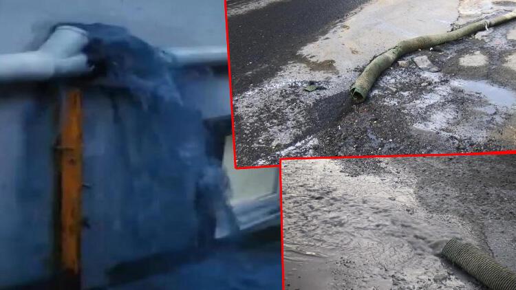 İstanbul Esenyurt'u 'mavi su' bastı! İş yerleri çalışamaz hale geldi, sokak köpekleri öldü