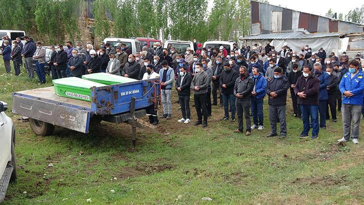 Sulama kavgasında öldürülen baba- oğul toprağa verildi, 3 şüpheli tutuklandı