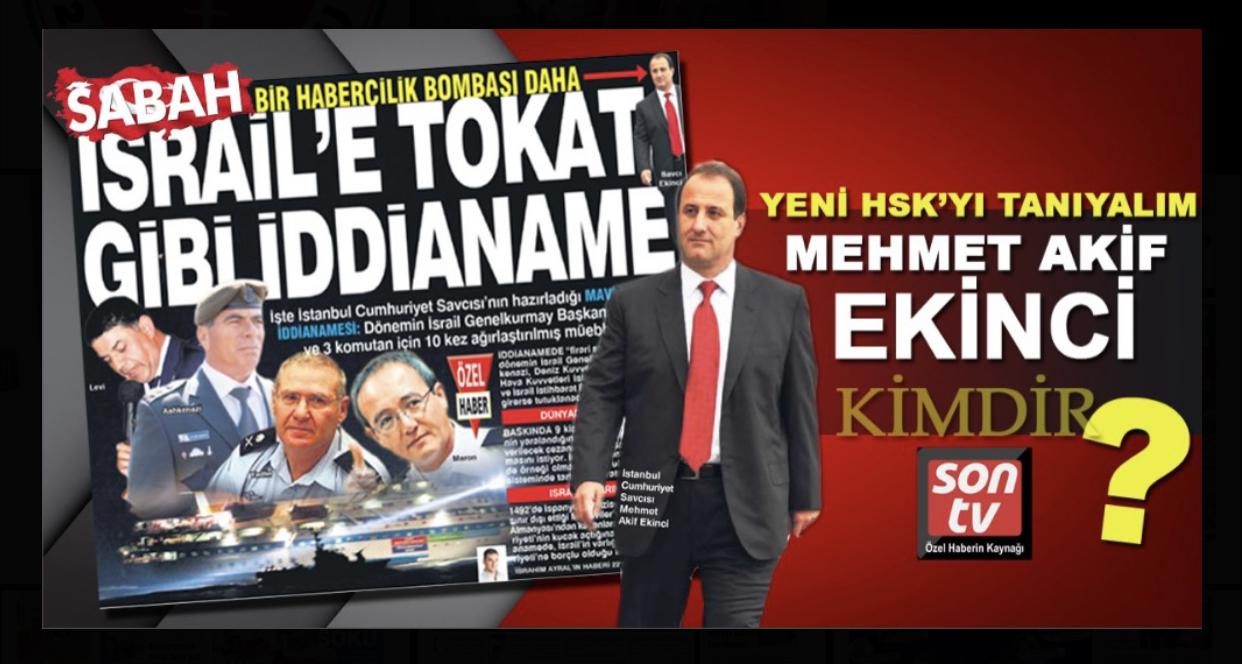 HSK üyeliğine ikinci kez atanan Mehmet Akif Ekinci kimdir? | SON TV