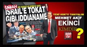 HSK üyeliğine ikinci kez atanan Mehmet Akif Ekinci kimdir?   SON TV