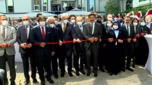 İstanbul 2 Nolu Barosu'nun Üsküdar'daki merkez yerleşkesi açıldı   SON TV