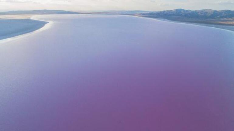 Endişendiren haber Tuz Gölü küçülüyor, 1 kmlik çekilme var