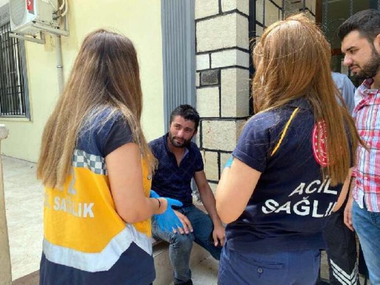 DHA muhabiri Ahmet Atmacaya saldırı