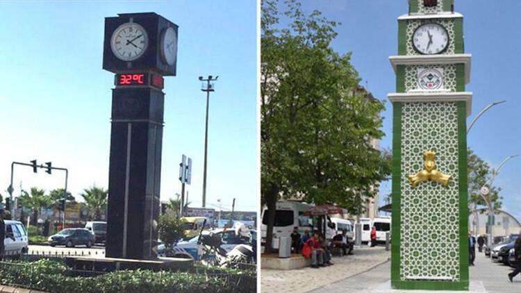 Giresun'da tartışılan saat kulesi ile ilgili Belediye'den açıklama