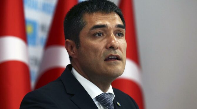 İYİ Partili Kavuncu: İstanbul'daki oy oranımız yüzde 11,4