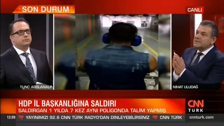 Son dakika: İzmirde HDP il binasındaki saldırgan Onur Gencerin yeni görüntüleri ortaya çıktı