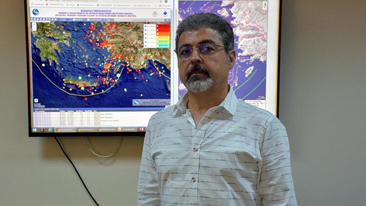 Son dakika: Datça'daki 5.3 büyüklüğündeki deprem sonrası çarpıcı açıklama