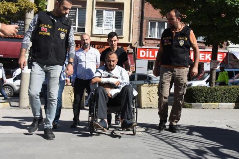 Eskişehirde Ayşe Tuba Arslan'ı satırla öldürmüştü... Şaşırtan karar: Haksız tahrik indirimi
