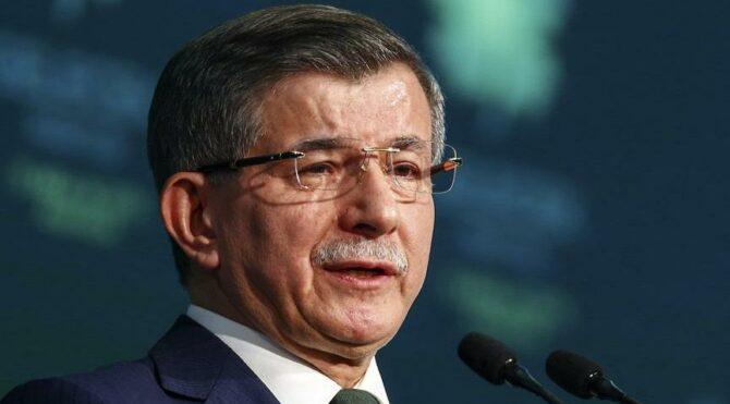 Ahmet Davutoğlu: Siyasi müsilajı temizleyeceğiz