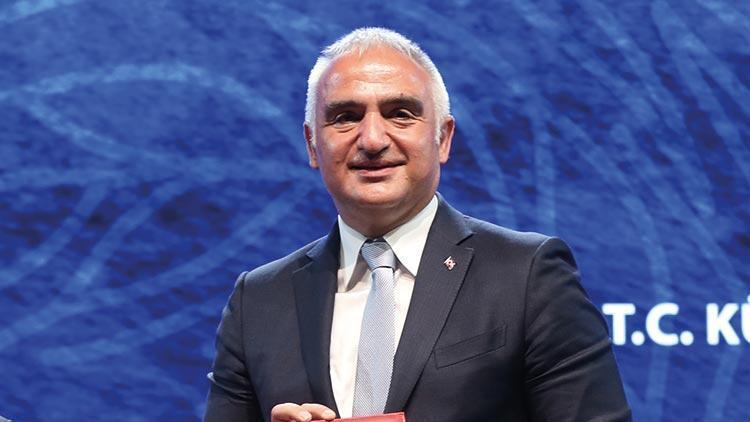 Bakan Ersoy: Bu topraklara kültür-turizm noktasında yeni bir kimlik kazandıracağız