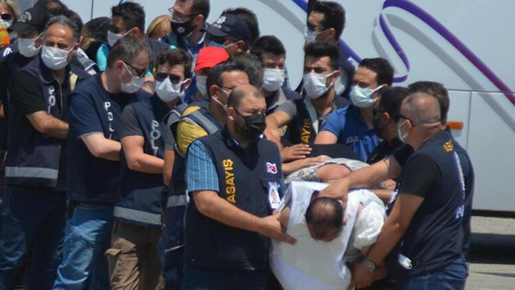 Bodrum'da polisi şehit eden şüpheliler, defalarca yapılan 'dur' ihtarına uymamış