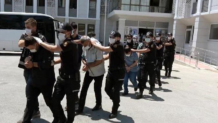 Kamuyu 150 milyon TL zarara uğrattılar! 21 kişi tutuklandı