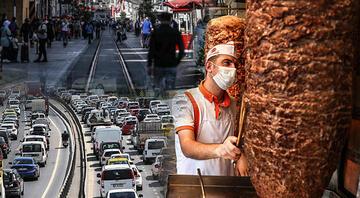 İstanbulda sokağa çıkma yasağı olmayan ilk cumartesi günü: Yoğunluk oluştu