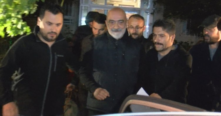 Mehmet Altan'dan yargı teşkilatına kara propaganda | SON TV