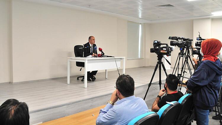 Nevşehir Sağlık Müdürü: Vatandaşlarımız 'aşı olmasak' diye bir tereddüde kapılmasınlar