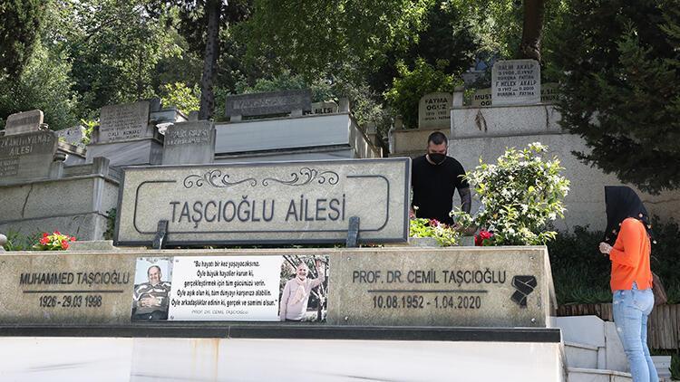 Prof. Dr. Cemil Taşçıoğlu'nu, 'Babalar Günü'nde yalnız bırakmadı: O hepimizin babasıydı