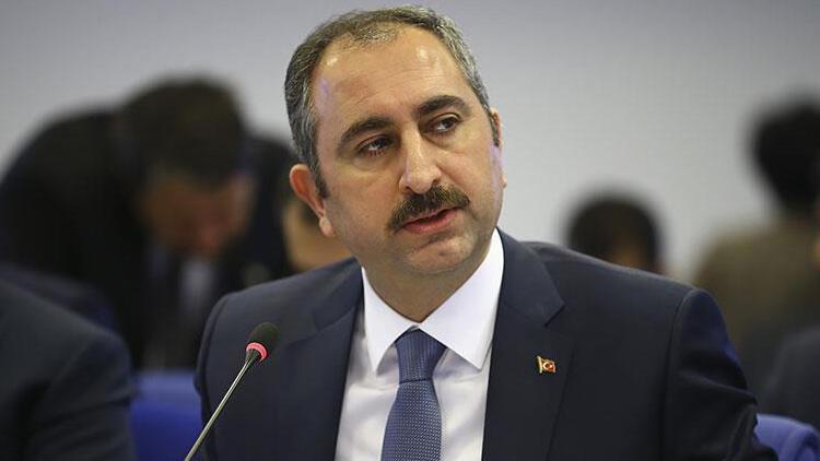 Son dakika... Adalet Bakanı Abdulhamit Gül'den kadına şiddet olayları açıklaması