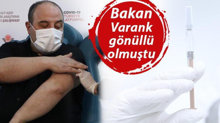 Son dakika: Bakan Varank gönüllü olmuştu! Turkovac'tan sonra ikinci ve daha güzel haber