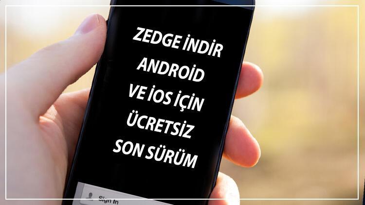 Zedge İndir - Android Ve İos İçin Ücretsiz Son Sürüm Duvar Kağıdı Ve Zil Sesi Değiştirme Uygulaması