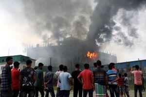 Bangladeş'teki bir meyve suyu fabrikasında yangın çıktı; 52 kişi hayatını kaybetti! - Gıda Dedektifi