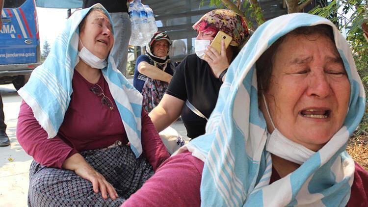 Manavgat'taki yangının acı bilançosu ortaya çıkıyor... 'Kuzularım yangında kaldı' diyerek ağladı!