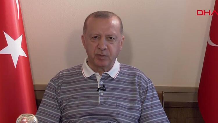 Son dakika: AK Parti teşkilatı ile bayramlaşma... Erdoğan: Türkiye salgında varyant yükselişi tehdidinin pençesine düşmüş değil