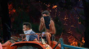 İzmir, Muğla, Antalya, Adana, Mersin, Konya, Kastamonu ve Kahramanmaraştaki orman yangınlarında son durum