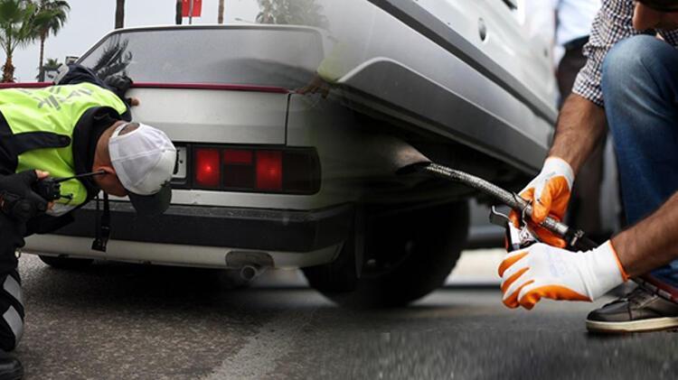 Sürücüler aman dikkat! Konvertörünüz çalınmış olabilir...