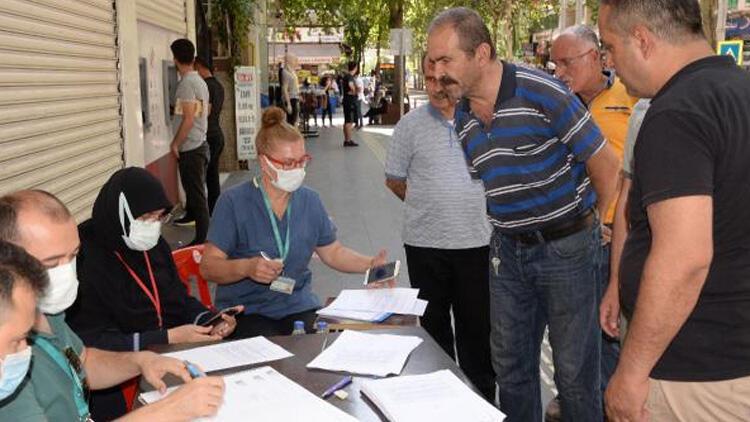 Türkiye'de en az aşının uygulandığı Diyarbakır'da aşı seferberliği