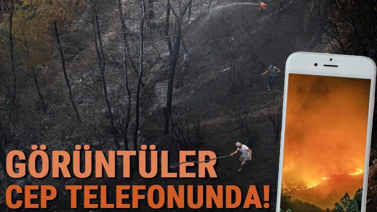 Manavgat'ta yangınla ilgili 16 yaşındaki C.Y. tutuklanmıştı! Flaş detaylar...