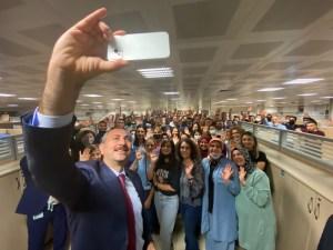 Adalet Bakanı Gül, UYAP güncellemesini takip etti | SON TV