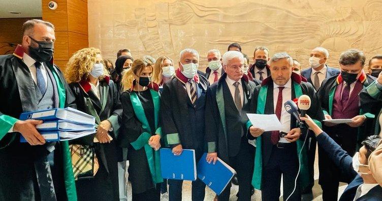 Ankara 2 No'lu Baro kuruluş dilekçesini verdi - SON TV
