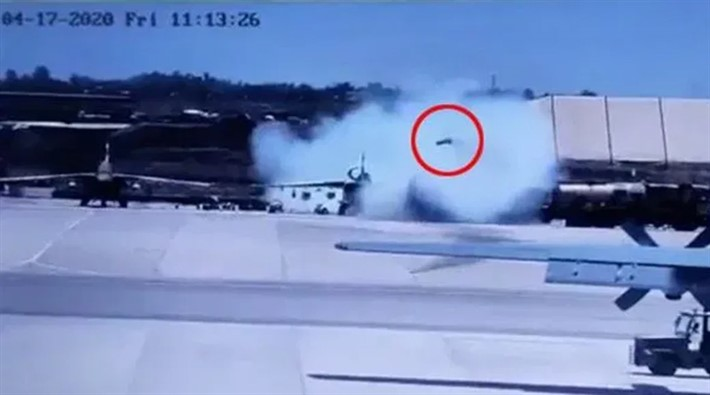Yanlışlıkla' roket ateşlendi: 4 ölü, 2 yaralı