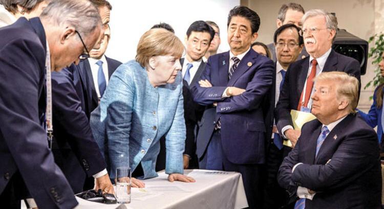 Almanya ile ABD arasında büyük gerginlik: ABD el koydu