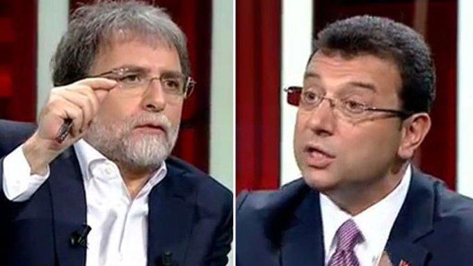 Ahmet Hakan'dan, İmamoğlu tepkisi: Neyi soruşturacaksın?