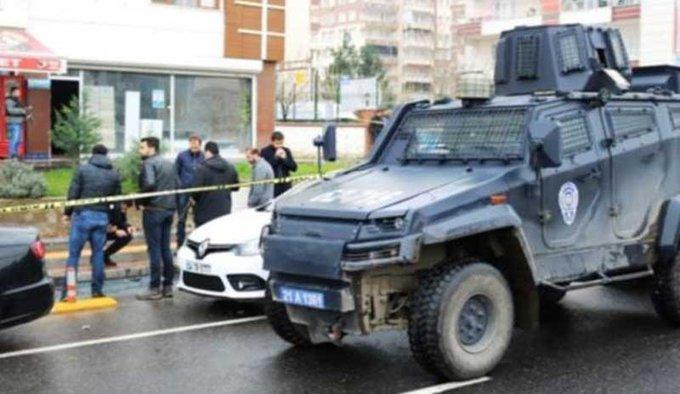 Diyarbakır'da silahlı çatışma: 1 ölü