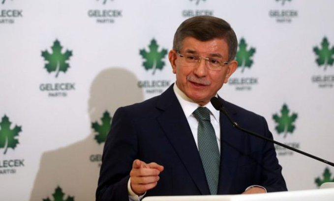 Ahmet Davutoğlu'ndan 'infaz düzenlemesi'ne sert tepki