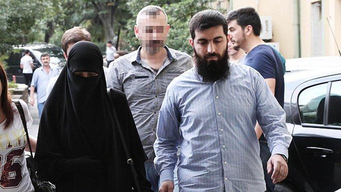 İŞİD'in Türkiye'deki sorumlusu tahliye edildi