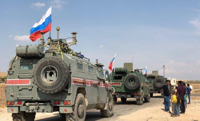 Rus güçleri helikopter desteği ile Haseke'de konuşlanmak için harekete geçti!