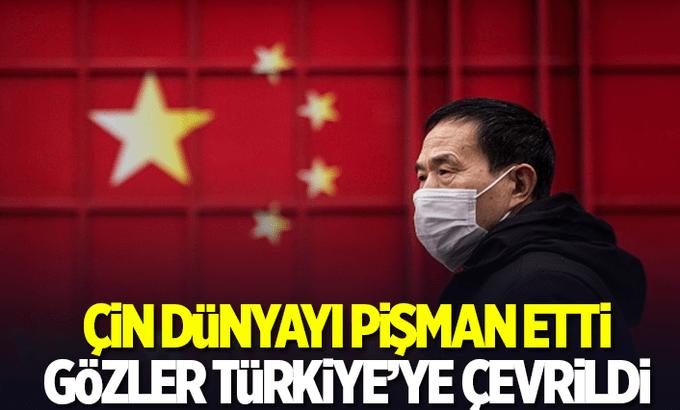 Çin dünyayı pişman etti, gözler Türkiye'ye çevrildi