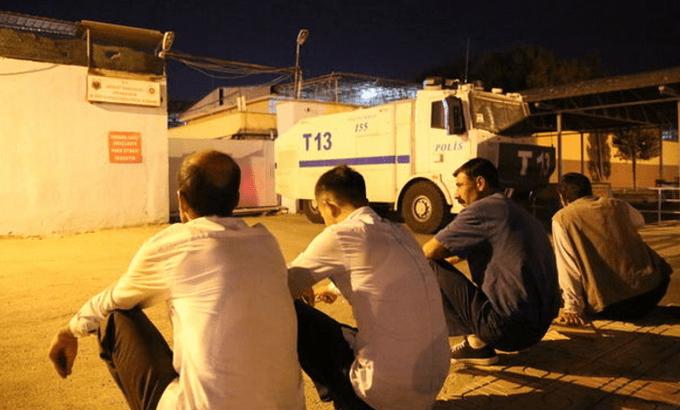 Diyarbakır cezaevlerinden tahliyeler başladı