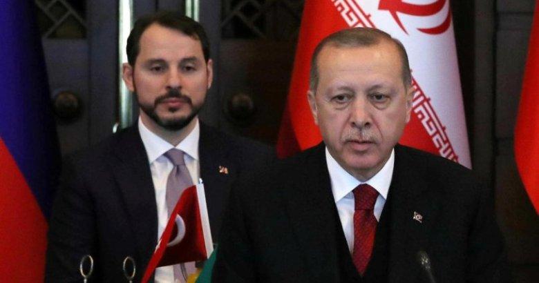 Özel bankalar Erdoğan ile damadını BDDK'ye şikayet etti…