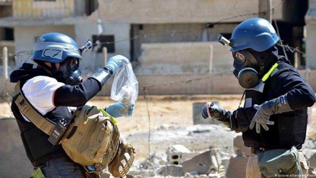 OPCW: Kimyasal silah saldırılarından Suriye rejimi sorumlu