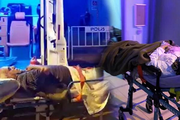CHP'li başkan ve eşine silahlı saldırı