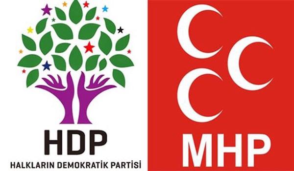 HDP'den, MHP'li Başkana sert tepki