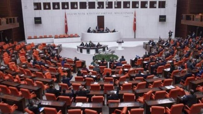 Meclis'te çok sert HDP – AKP tartışması! Meclis Başkanı ara vermek zorunda kaldı!