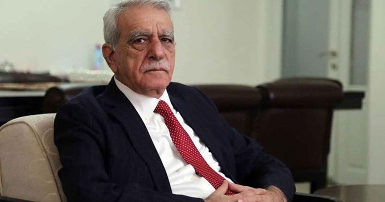 Ahmet Türk'ten Darbe ve Demokratik cephe çıkışı