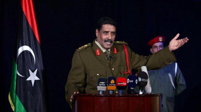 Libya'dan Erdoğana tehdit: Hayallerin sona erecek…